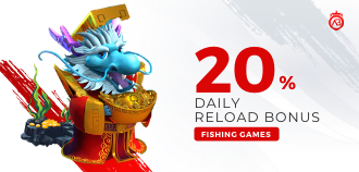 Big Gaming Casino 20% Daily Reload Bonus